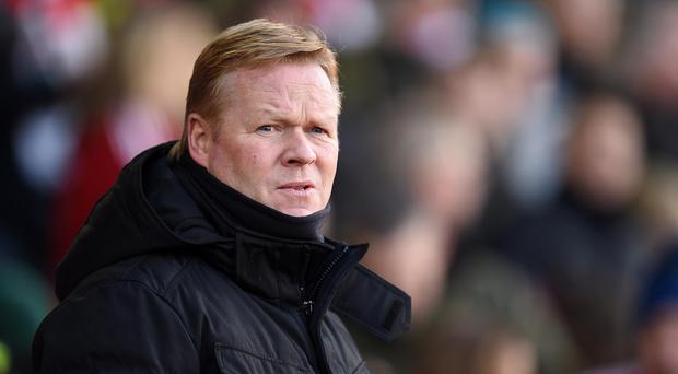 Ronald Koeman has moved on from his tunnel bust-up