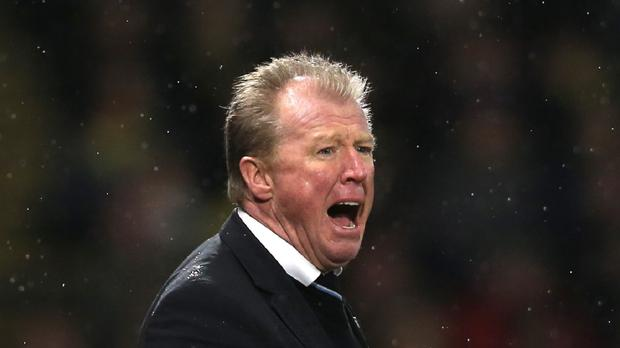Newcastle head coach Steve McClaren has defended the club's transfer policy