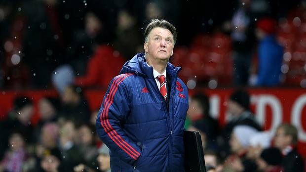 Manchester United manager Louis van Gaal thinks his side can get back into the title race