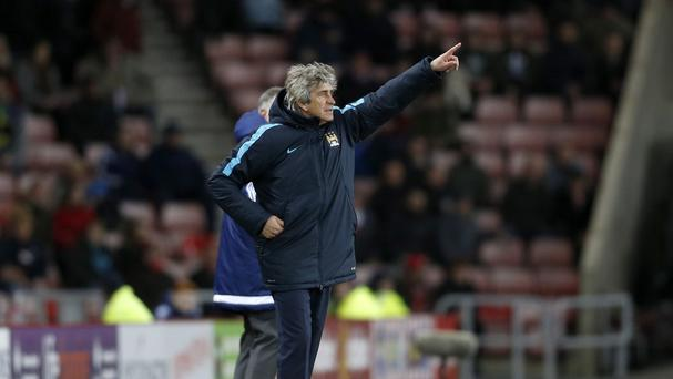 Manchester City manager Manuel Pellegrini claims this weekend's clash with Leicester is not decisive
