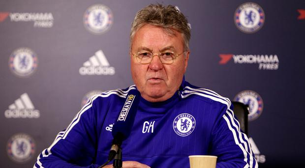Guus Hiddink was offered the chance to work in China