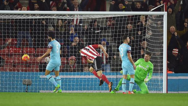 Maya Yoshida scored the only goal of the game against West Ham