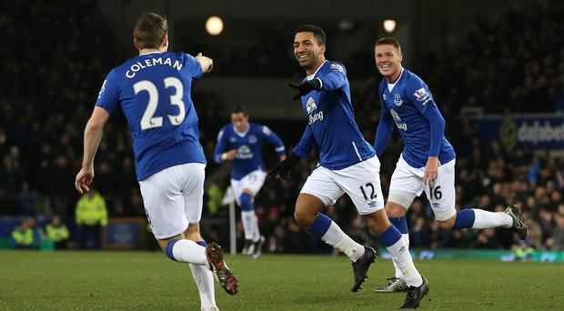 Aaron Lennon is in good goal-scoring form