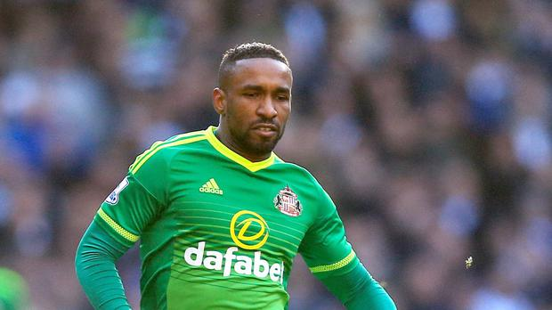 Sunderland striker Jermain Defoe admits he did not understand former manager Dick Advocaat's reasons for playing him as a winger.