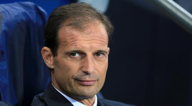 Juventus boss Massimiliano Allegri has reportedly attracted interest from Chelsea