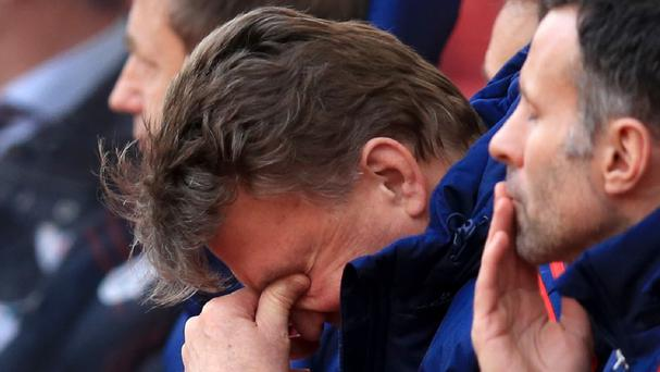 Louis van Gaal and Manchester United have left their fans short of goalmouth action