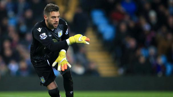 Goalkeeper Mark Bunn has re-lived the agony of Aston Villa's Wycombe trip