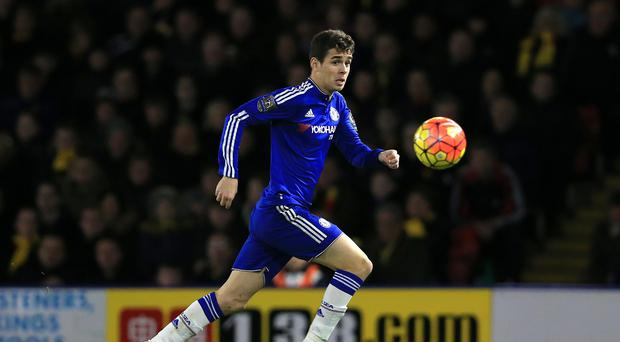 Oscar insists he is happy at Chelsea
