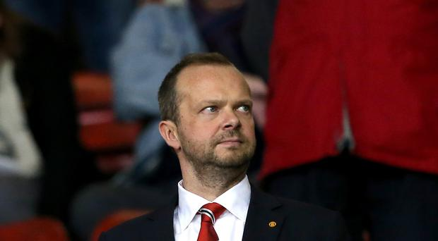 Ed Woodward spoke to Manchester United investors in a conference call on Thursday