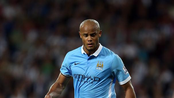 Vincent Kompany has been sorely missed throughout his prolonged periods on the sidelines