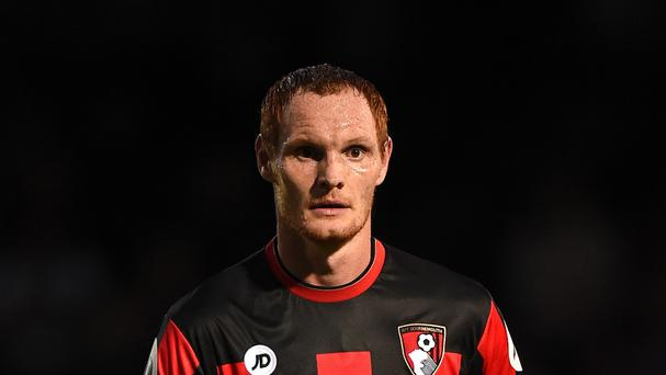 Shaun MacDonald has extended his contract at Bournemouth.