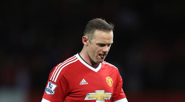 Wayne Rooney's injury has left United short of options in attack