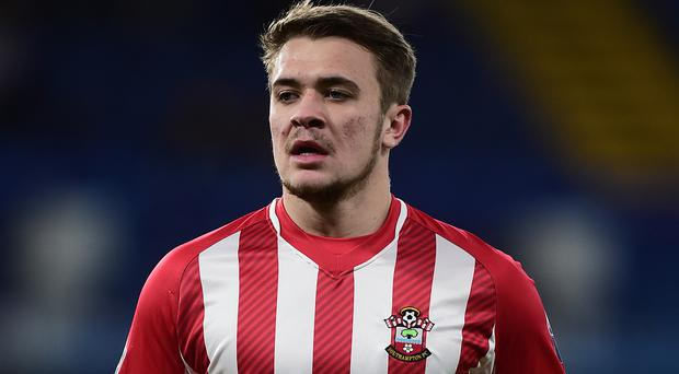 Ryan Seager is back at Southampton after sustaining a knee injury