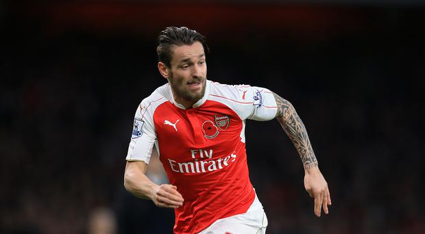 Mathieu Debuchy joined Bordeaux on loan until the end of the season after he was denied a move to Manchester United