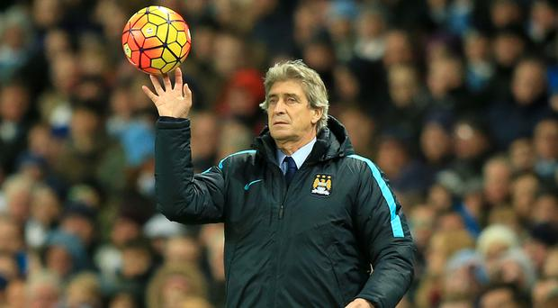 Manchester City manager Manuel Pellegrini is planning to field a youthful team against Chelsea