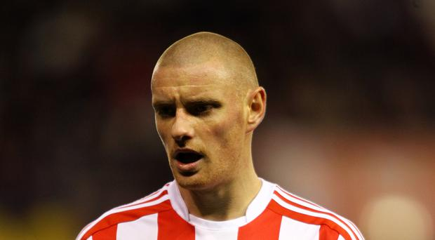 Stoke defender Any Wilkinson has been forced to retire from the game