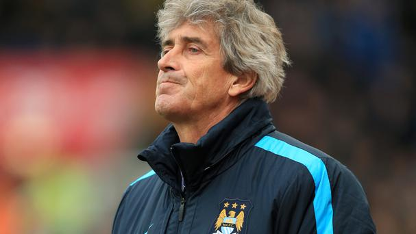 Manuel Pellegrini is confident Manchester City can get their faltering title bid back on track