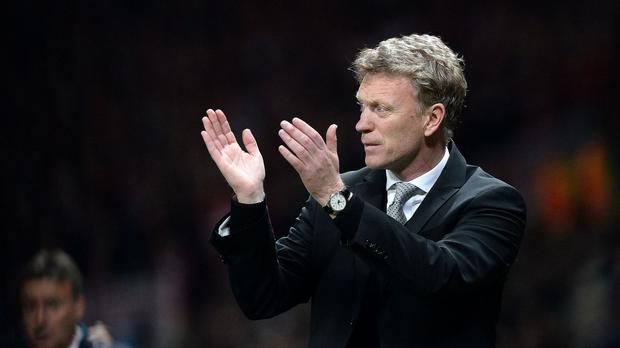 Former Manchester United boss David Moyes thinks Louis van Gaal should continue in the job