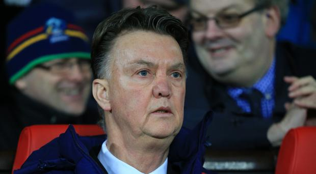 Louis van Gaal has come under increasing pressure at Manchester United