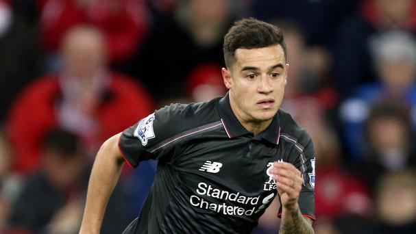 Liverpool's Philippe Coutinho belives Jurgen Klopp has already improved him as a player