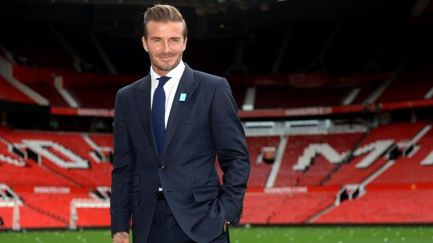 David Beckham believes Louis van Gaal could still prove a success at Manchester United