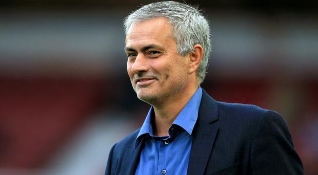 Jose Mourinho is in no rush to return to management