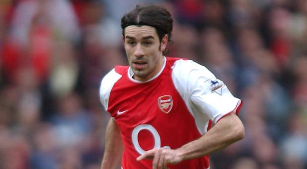 Robert Pires has finally hung up his boots