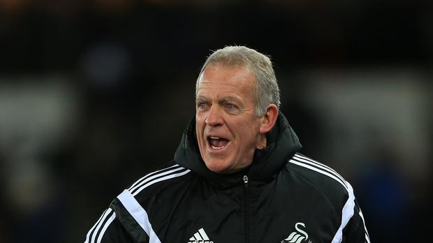 Alan Curtis believes Swansea's season will be defined by March games against fellow strugglers Norwich, Bournemouth and Aston Villa.
