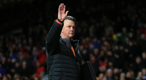 Louis van Gaal downplayed Manchester United's inconsistent form this term