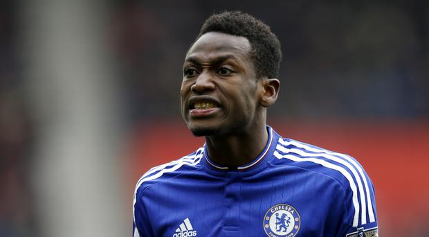 Chelsea's Baba Rahman was substituted at half-time at Southampton following a poor opening 45 minutes