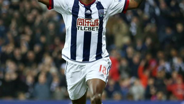 Striker Saido Berahino is back in favour and back among the goals at West Brom.