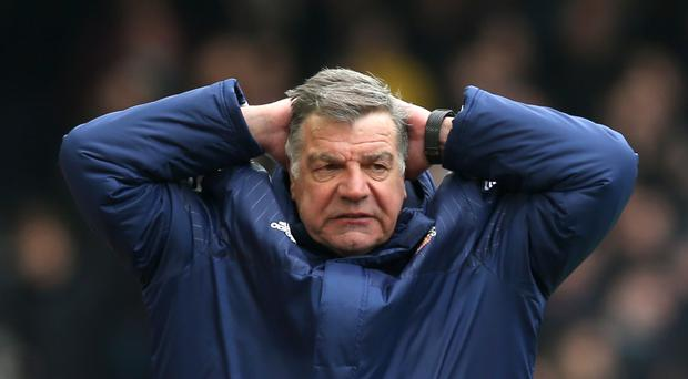 Sam Allardyce has warned Sunderland they cannot rely on other teams to get them out of relegation trouble