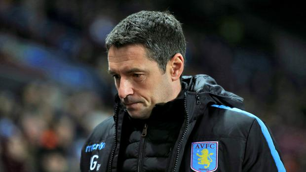 Aston Villa manager Remi Garde is losing sleep over his team's troubles