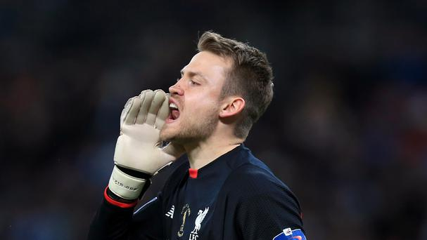 Simon Mignolet wants to move on quickly from Liverpool's Capital One Cup final defeat