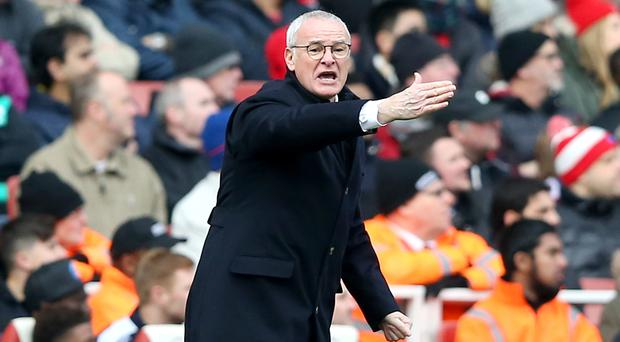 Leicester boss Claudio Ranieri has refused to talk up the Foxes' title chances this season