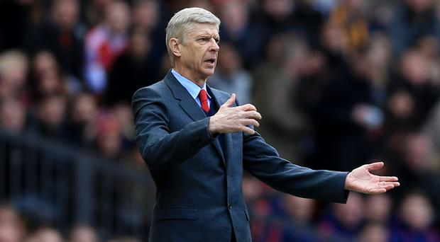 Arsenal manager Arsene Wenger is standing up for himself