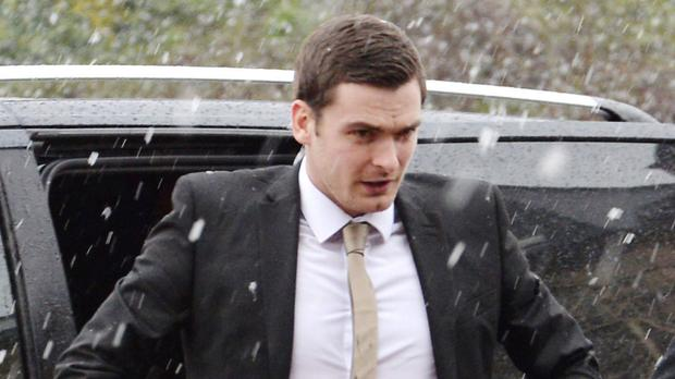 Adam Johnson could face a lengthy custodial sentence