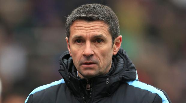 Aston Villa manager Remi Garde, pictured, replaced Tim Sherwood in November but has won just three games