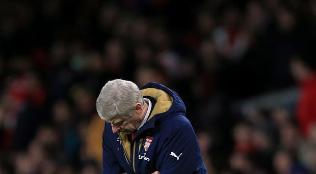 Arsenal manager Arsene Wenger says the fans' angry reaction to the loss to Swansea was normal