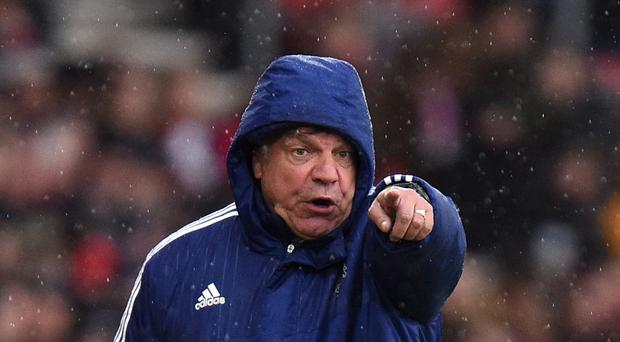 Sam Allardyce admits Sunderland have made life more difficult for themselves by failing to beat Southampton