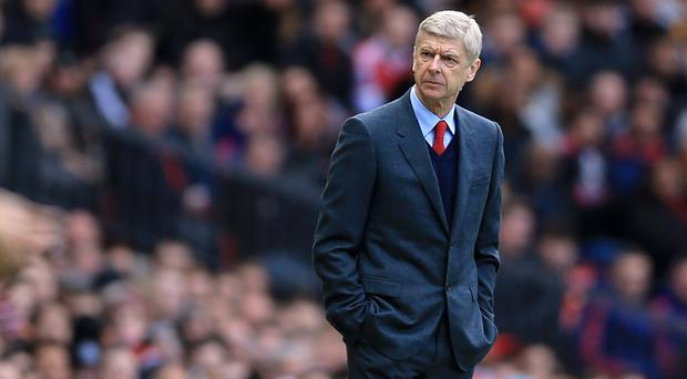 Arsene Wenger has been in charge of Arsenal for almost two decades