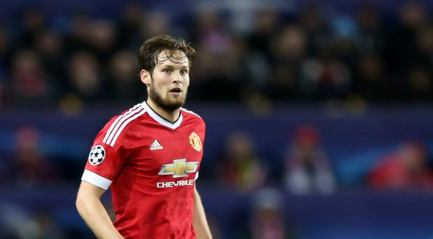 Daley Blind believes Manchester United are improving and capable of ending 2015-16 on a high