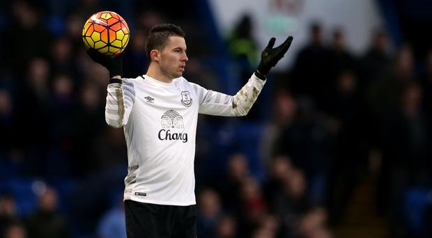 Bryan Oviedo played all 90 minutes for Everton last weekend