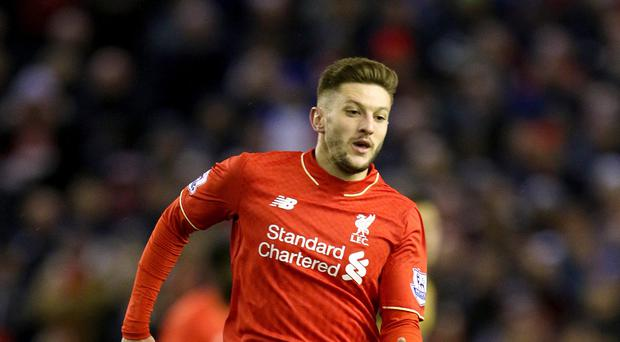 Adam Lallana believes there will be no lack of intensity when Manchester United make their first European visit to Anfield