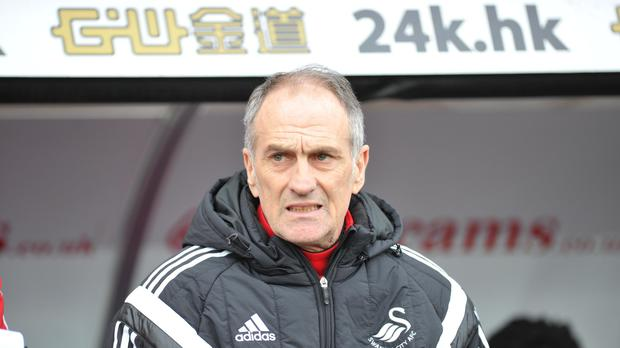 Francesco Guidolin sees his future at Swansea