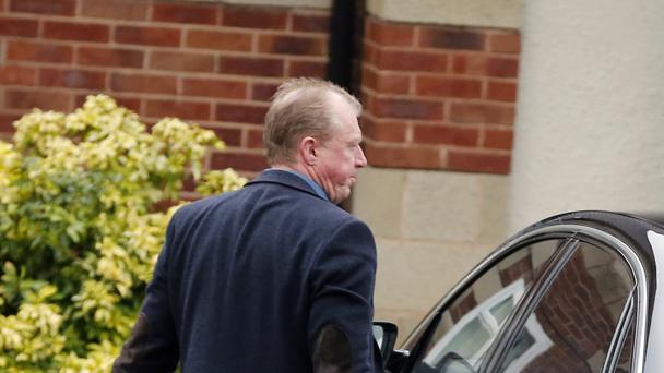 Newcastle head coach Steve McClaren is still awaiting his fate
