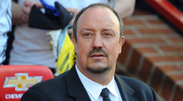 Alan Shearer has backed the appointment of Rafael Benitez, pictured, as Newcastle manager