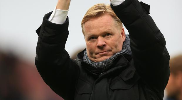 Ronald Koeman is hoping Southampton can secure European qualification