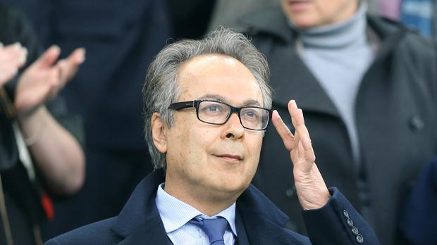 Everton's new majority shareholder Farhad Moshiri says he has bought into a 'family' at Goodison Park.