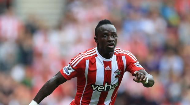 Southampton forward Sadio Mane will not serve a ban after the club's appeal against his red card was upheld